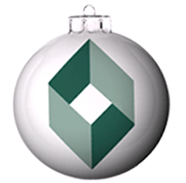 logo only ornament